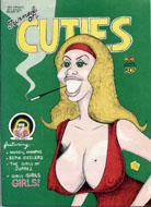 Turned On Cuties Comic Book