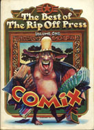 The Best Of The Rip Off Press Vol. 1 Book