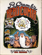 R. Crumb's Head Comix Book