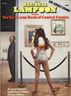 National Lampoon: The Very Large Book Of Comical Funnies Book