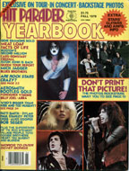 Hit Parader 13th Ed. Yearbook Magazine