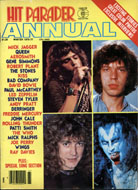 Hit Parader 14th Edition Annual Magazine