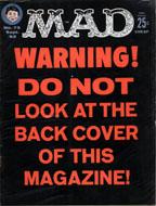 Mad Magazine No. 73 Magazine