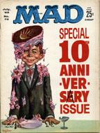 Mad Magazine No. 72 Magazine