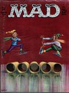 Mad Magazine No. 70 Magazine