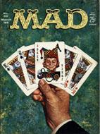Mad Magazine No. 69 Magazine