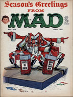 Mad Magazine No. 68 Magazine
