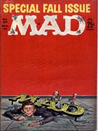 Mad Magazine No. 67 Magazine