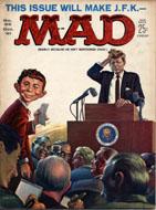 Mad Magazine No. 66 Magazine