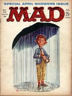 Mad Magazine No. 63 Magazine