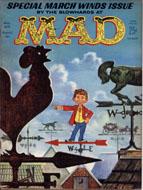Mad Magazine No. 62 Magazine