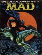 Mad Magazine No. 59 Magazine