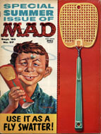 Mad Magazine No. 57 Magazine