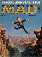 Mad Magazine No. 53 Magazine