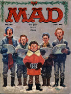 Mad Magazine No. 52 Magazine