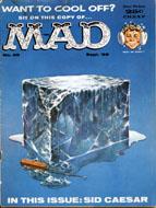 Mad Magazine No. 49 Magazine