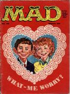 Mad Magazine No. 45 Magazine