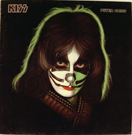 Peter Criss Album Flat