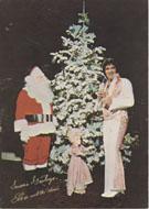 Elvis Presley Postcard