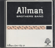 Allman Brothers Band CD
