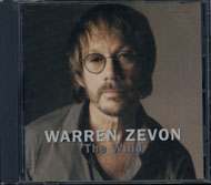 Warren Zevon CD