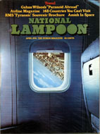 National Lampoon Vol. 1 No. 49 Magazine