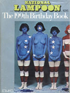 National Lampoon: The 199th Birthday Book Magazine