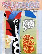 Awesome Comics: The Official Comic Book Of The Deadheads Magazine