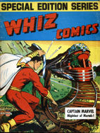 Whiz Comics Special Edition Series #1- Captain Marvel Mightiest of Mortals Magazine