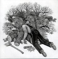 "Hunters, Run! Vinyl 7"" (Used)"