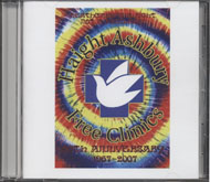 Haight Ashbury Free Clinics' 40th Anniversary CD