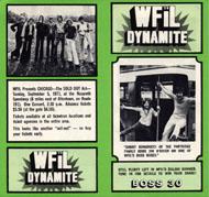 WFIL Dynamite Handbill