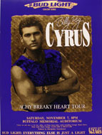 Billy Ray Cyrus Poster