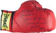 Marvelous Marvin Hagler Boxing Gloves