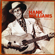 "Hank Williams Vinyl 12"" (Used)"