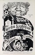 Gordon Lightfoot Poster