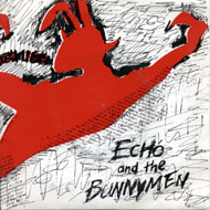 "Echo & the Bunnymen Vinyl 7"" (Used)"