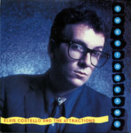 "Elvis Costello & the Attractions Vinyl 7"" (Used)"