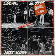 "Eddie & the Hot Rods Vinyl 7"" (New)"