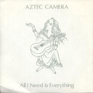 "Aztec Camera Vinyl 7"" (Used)"