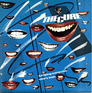"""The Cure Vinyl 7"""" (Used)"""