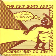 """The Residents Vinyl 7"""" (Used)"""