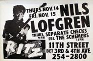Nils Lofgren Poster