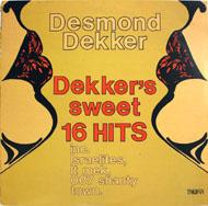 "Desmond Dekker Vinyl 12"" (Used)"