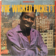 "Wilson Pickett Vinyl 12"" (Used)"