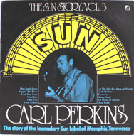 "Carl Perkins Vinyl 12"" (Used)"