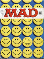 MAD Magazine No. 150 Magazine