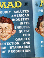 MAD Magazine No. 151 Magazine