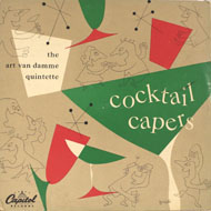 "Cocktail Capers Vinyl 10"" (Used)"
