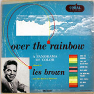 "Over The Rainbow Vinyl 10"" (Used)"